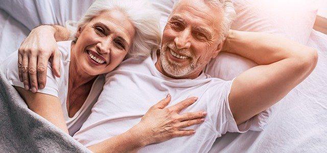 senioren im alter